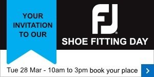 FootJoy Shoe Fitting Day
