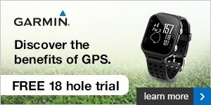 Garmin 18 Hole Trial