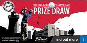 Titleist Prize Draw